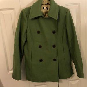 J. Crew wool pea coat! Immaculate